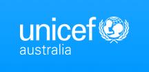 Unicef Australia logo